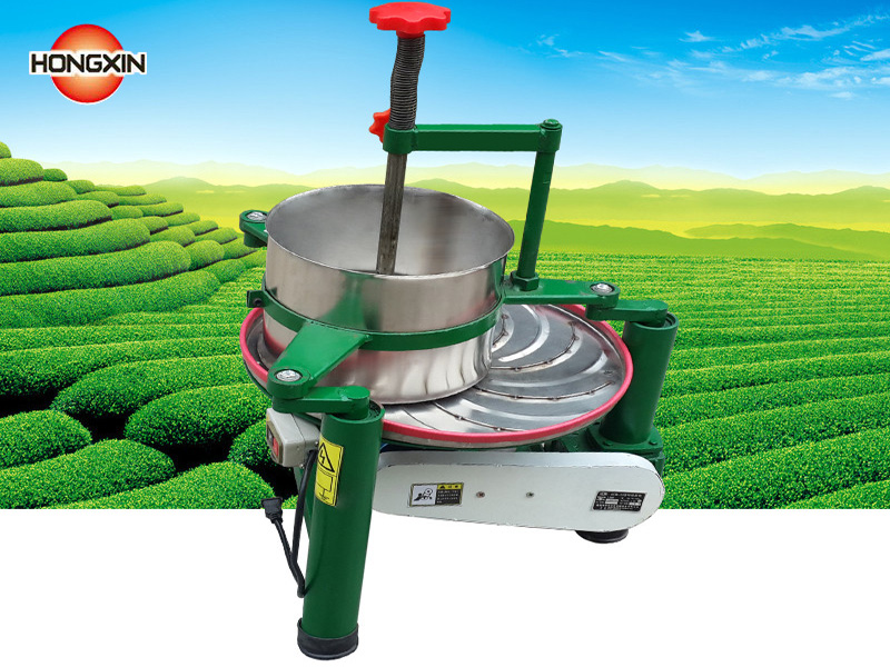 tea roller machine
