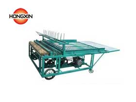 Straw Knitting Machine