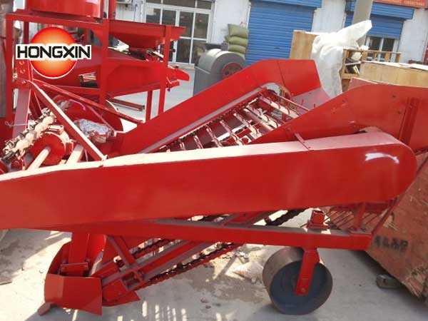 groundnut harvester