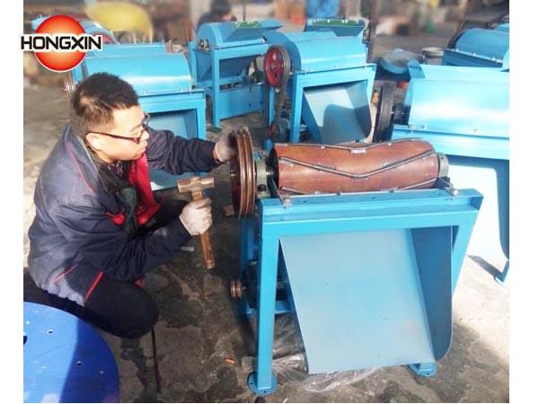 Betel Nut Shelling Machine